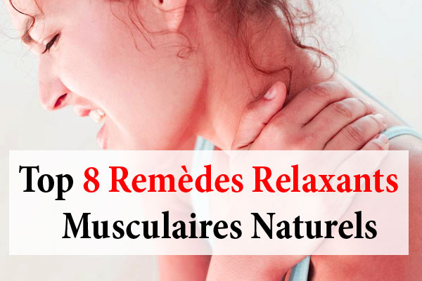 8 relaxants musculaires naturels