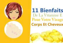 11 Bienfaits De La Vitamine E Pour Votre Visage Corps Et Cheveux