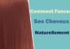 Comment Foncer Ses Cheveux Naturellement