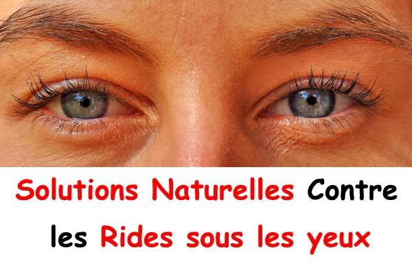 Masque Anti Rides Yeux Fait Maison | Ventana Blog